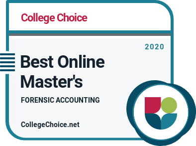 10 Best Online Master's in Forensic Accounting Degrees