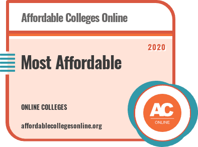 The 25 Most Affordable Online Colleges For 2020 Affordable Colleges Online