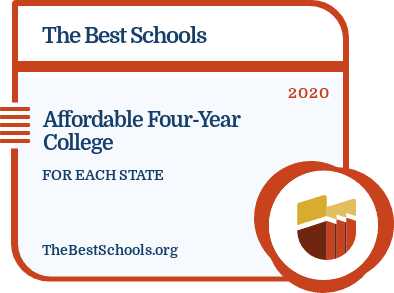 Most Affordable Colleges By Each State