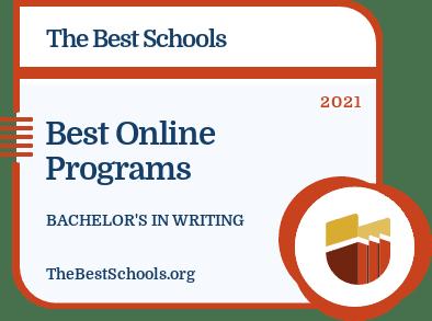 Online bachelor degree programs creative writing application essay help