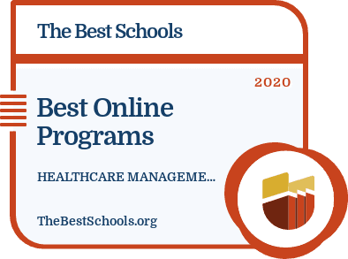Best Online Bachelor's Programs in Healthcare Management