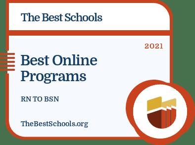 Best Online Programs - RN to BSN
