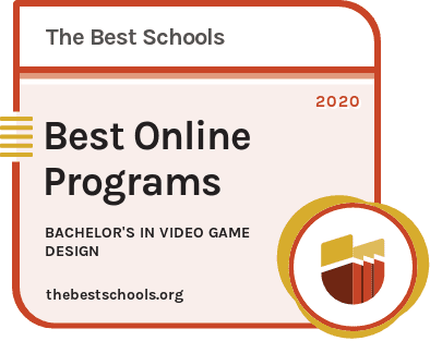 Best Online Bachelor S In Video Game Design 2020 Thebestschools Org