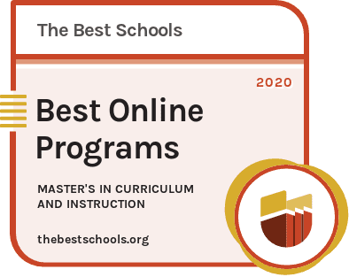 Best Online Master S In Curriculum And Instruction 2020 Thebestschools Org