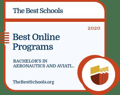Best Online Programs - Bachelor's in Aeronautics and Aviation