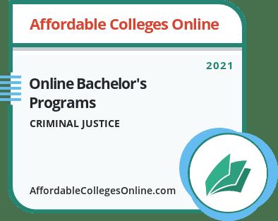 criminal justice degree online free