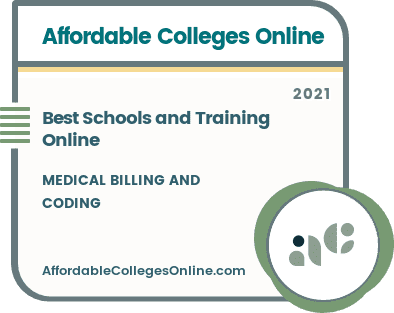 Best Medical Billing and Coding Schools and Training Online Badge