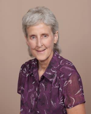 Portrait of Donna Brown
