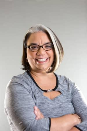 Portrait of Desiree Díaz, Ph.D.