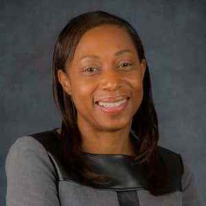 Portrait of Gina S. Brown, Ph.D., RN, FAAN