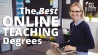 The Best Online Teaching Degrees