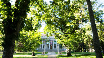 Campus Image: Colorado State University–Fort Collins Online