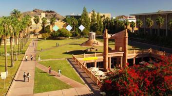 Campus Image: Arizona State University–ASU Online