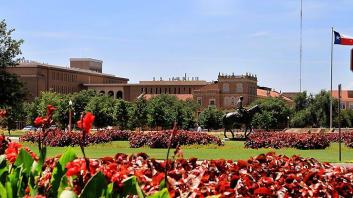 Campus Image: Texas Tech University