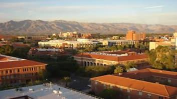 Campus Image: University of Arizona