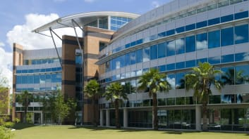Campus Image: University of Central Florida