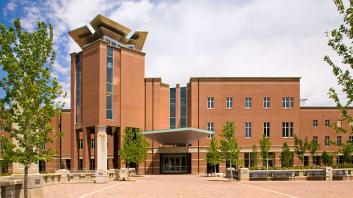 Campus Image: University of Colorado–Denver