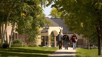 Campus Image: University of Minnesota–Crookston