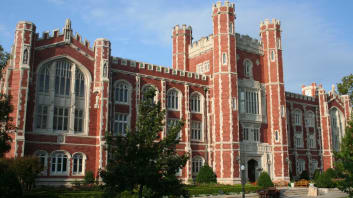 Campus Image: University of Oklahoma Outreach