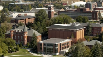 Campus Image: Washington State University Global Campus