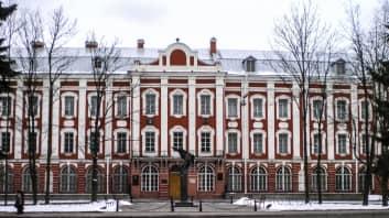Saint Petersburg State University.