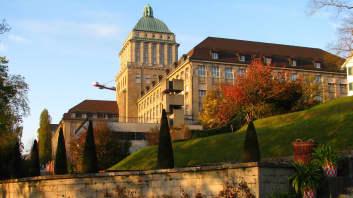 University of Zürich.
