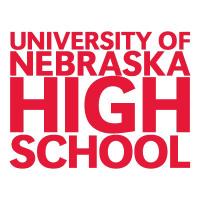 Image of University of Nebraska High School logo