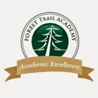 Image of Forest Trail Academy logo