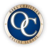 Image of Oaks Christian Online High School logo