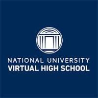 Image of National University Virtual High School logo
