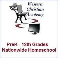 Image of Western Christian Academy logo
