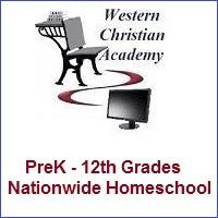 Image du logo de la Western Christian Academy