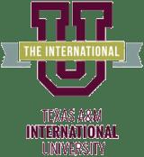 Texas A & M International University logo