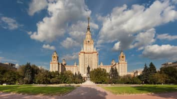 Moscow State University, Russia