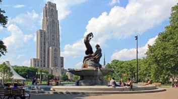 University of Pittsburgh, Pittsburgh, Pennsylvania