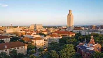 University of Texas at Austin, Austin, Texas
