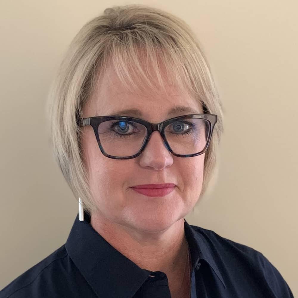 Portrait of Tracy Jones-Darnell, EdD, MSN, RN, CNE, NE-BC