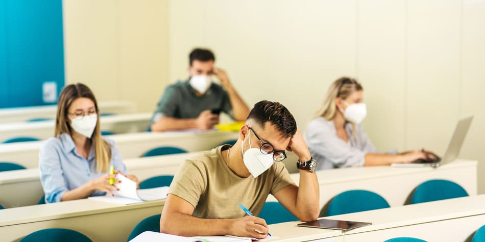 Masks will be required for summer school: Some parents, guardians concerned as temps rise
