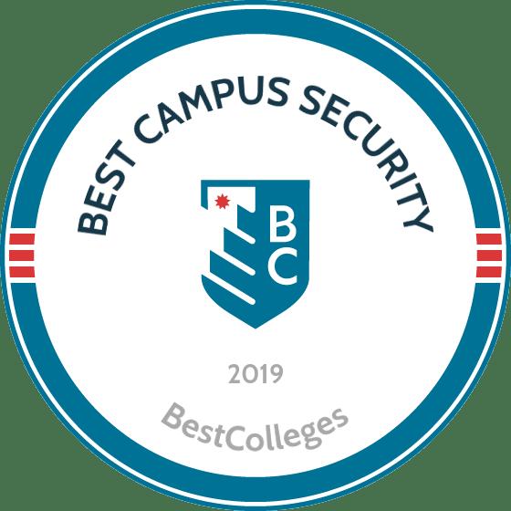 Best Campus Security