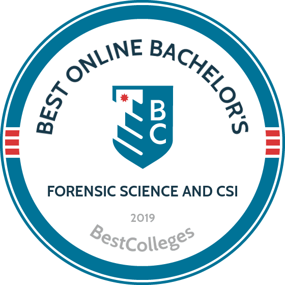 The Best Online Bachelor's in Forensic Science and Crime Scene