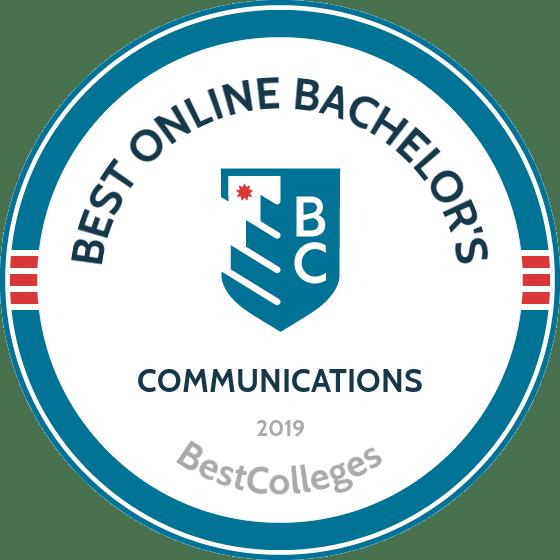 The Best Online Communication Degree Programs for 2019
