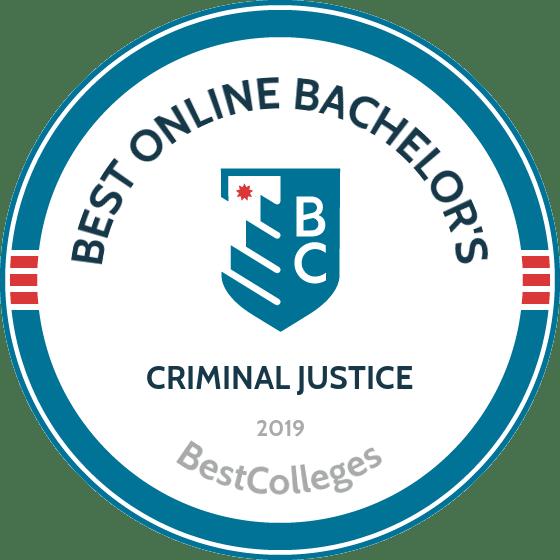 Criminal Justice Degree >> The Best Online Criminal Justice Programs Of 2019