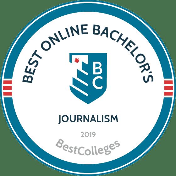 Best Online Bachelor's in Journalism Programs of 2019
