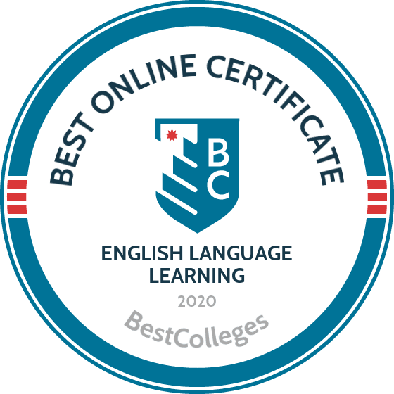 Best Online Graduate Certificate In English Language Learning Programs Of 2020 Bestcolleges