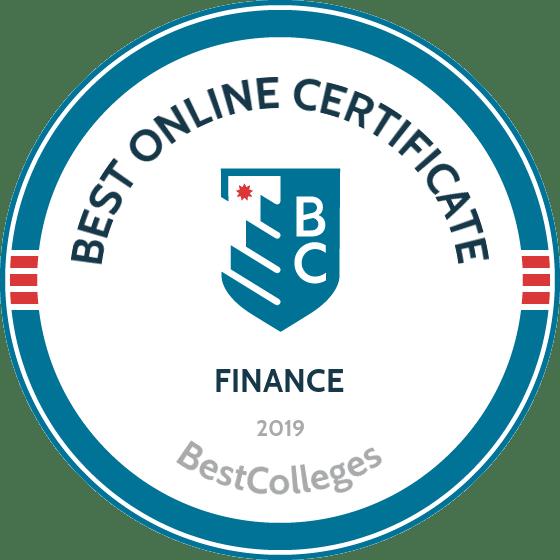 The Best Online Graduate Certificate In Finance Programs