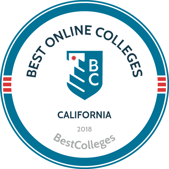Best Online Colleges in California for 2018