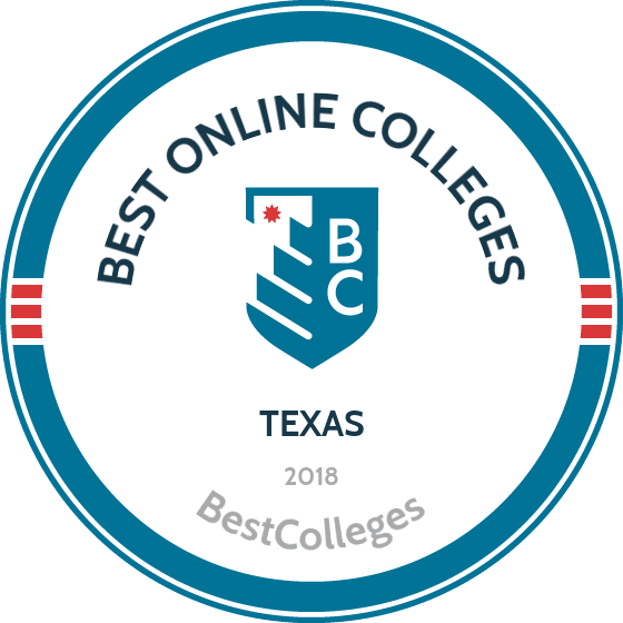 Best Online Colleges in Texas for 2018