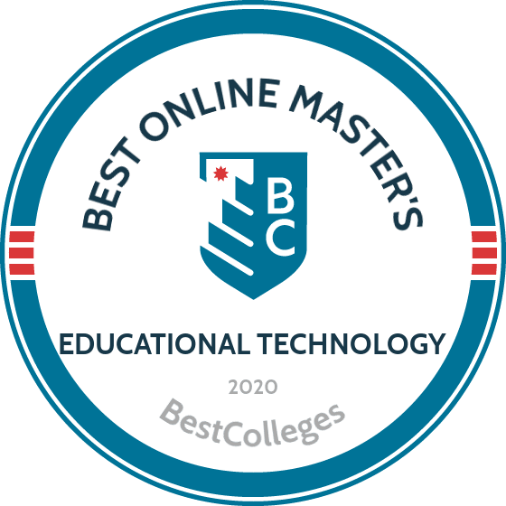Best Online Master S In Educational Technology Programs Of 2020 Bestcolleges