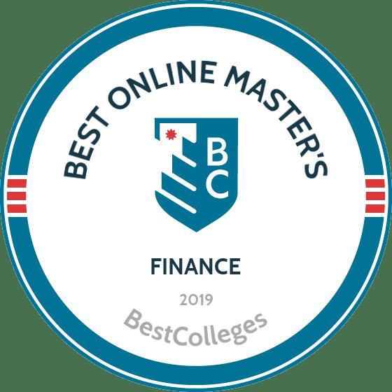 Best Online Master's in Finance Programs for 2019