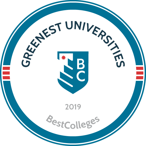 The Greenest Universities | BestColleges com